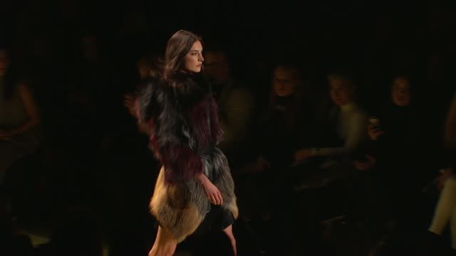 News video: J. MENDEL: MERCEDES-BENZ FASHION WEEK Fall 2014 COLLECTIONS