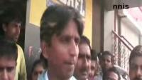 News video: VISHWAS CLARIFIES SURGING RIVER TWEET, SAYS IT WAS FOR BJP