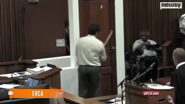 News video: Pistorius Not Wearing Prosthetic Legs After Shooting: Expert